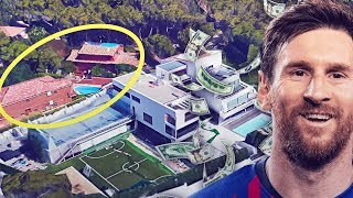 The day Leo Messi finally cracked... and bought his neighbors' house - Oh My Goal