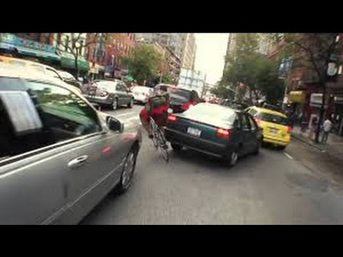 Line Of Sight - Extreme Biking - Fixed Gear - New York