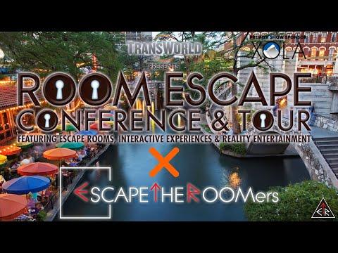 📈.    Transworld Room Escape Conference 2019