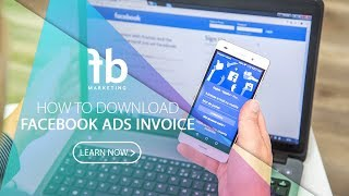 Download Facebook Ads Invoice