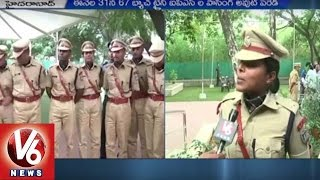 67th IPS Batch ready for Passing Out Parade at SVP National Police Academy | V6 News