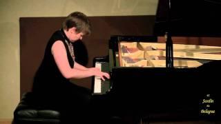 Ludwig van Beethoven. Piano Sonata op 27 no 1. 3 Adagio con espressione.