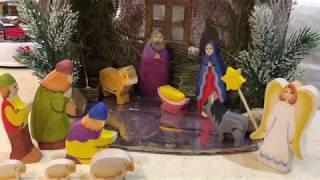 Рождественский вертеп своими руками! Фикс прайс нам в помощь!