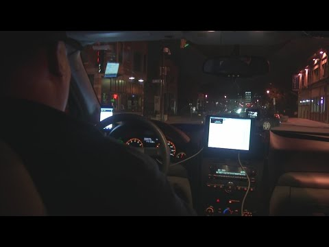 Police encourage people to use ride-sharing services on Thanksgiving Eve