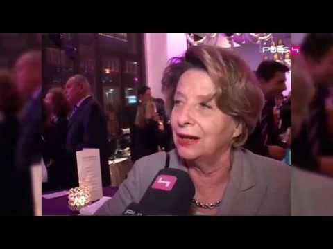 Ursula Stenzel Arbeitet Schwer Luxushotel Youtube