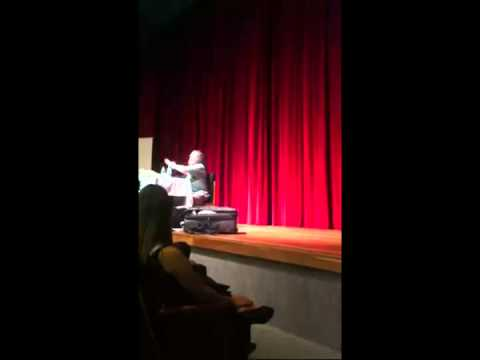 Richard Stallman Freaks Out And Has A Meltdown