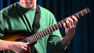 Jody Fisher-- Online Guitar Lesson excerpt from Chord Melody 2 Mp3