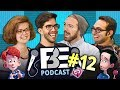 FBE PODCAST In A Heartbeat Creator Q A Animators React Ep 12 mp3