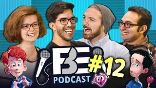 FBE PODCAST   In a Heartbeat Creator Q&A   Animators React! (Ep #12)
