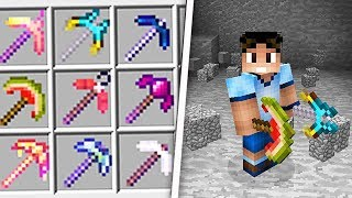 Los Nuevos Picos En Minecraft  Minecraft Videos