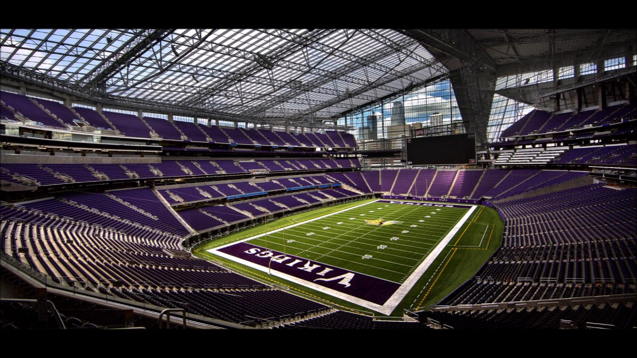 TOP 31 NFL STADIUMS!!!!! YouTube
