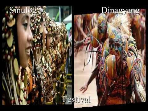 Cebu Sinulog & Iloilo Dinagyang Festival.MP4
