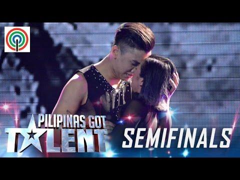 Pilipinas Got Talent Season 5 Live Semifinals: Power Duo - Dance Duo