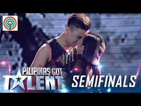 Pilipinas Got Talent Season 5 Live Semifinals: Power Duo - Dance Duo