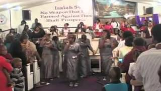 Mary Brown & Spiritual Singers-You Don