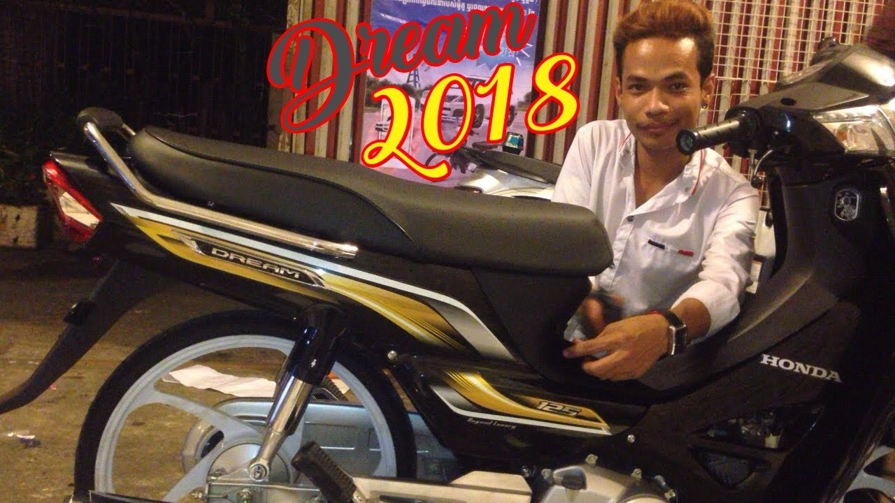 honda dream 2018 original - white motorcycle rims