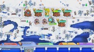 Game Ski Resort Mogul - gameplay