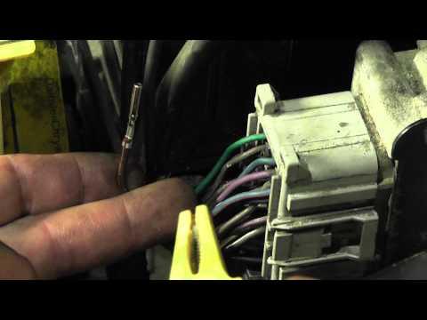 Stuck Open Fuel Injector (how to fix)