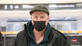 WARMINGTON: Lockdown in Ontario, but airport open