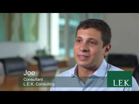 The Consultant Career Path