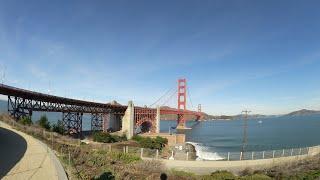 Cable Car, Golden Gate Bride & Seelöwen ► VLOG San Francisco | Brucklyn