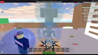 DarkKnightRocks playing Roblox War CTF by scripttester123