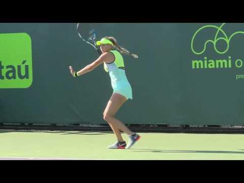 Taylor Townsend Amanda Anisimova