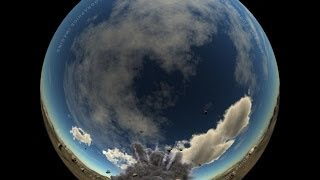 FIREFALL Fulldome Planetarium Show