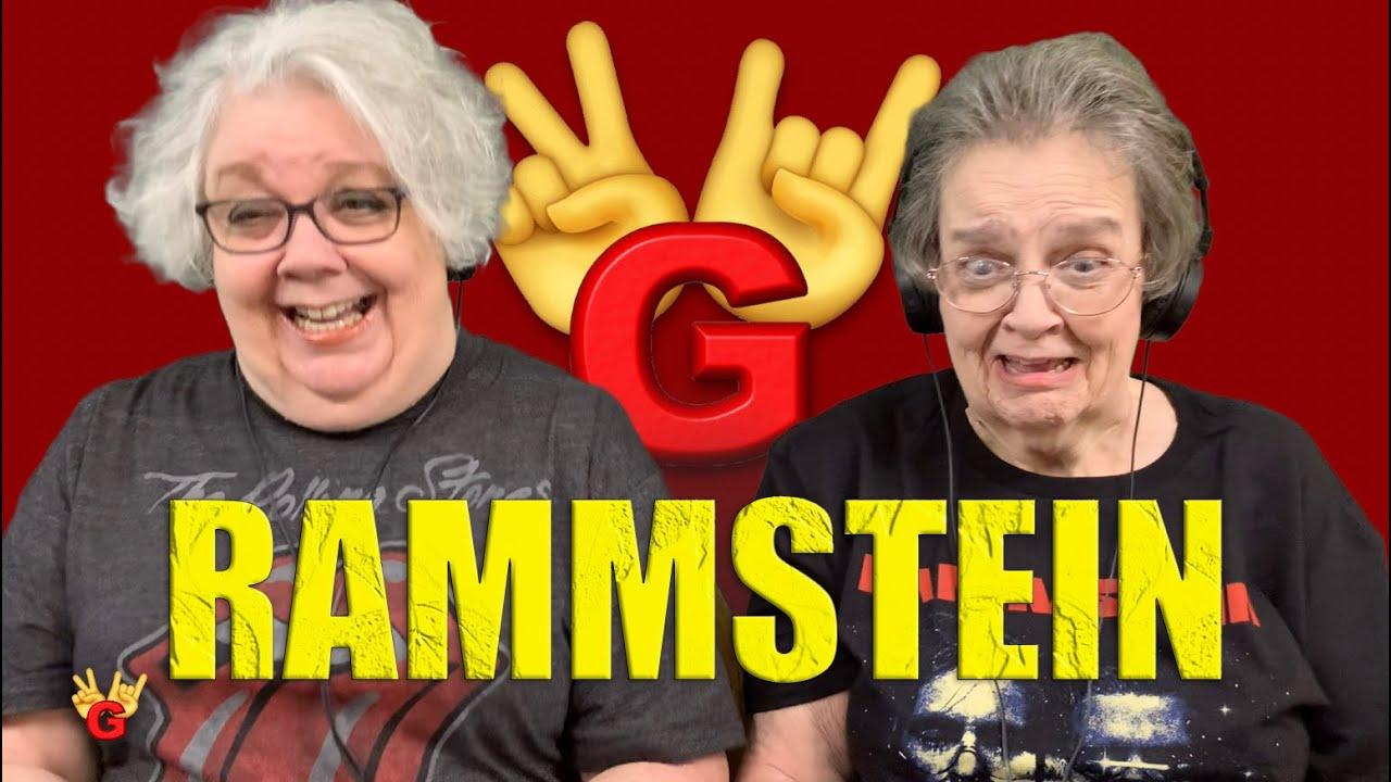 2RG - Two Rocking Grannies Reaction: RAMMSTEIN - Paris - Wollt Ihr Das Bett In Flammen Sehen?