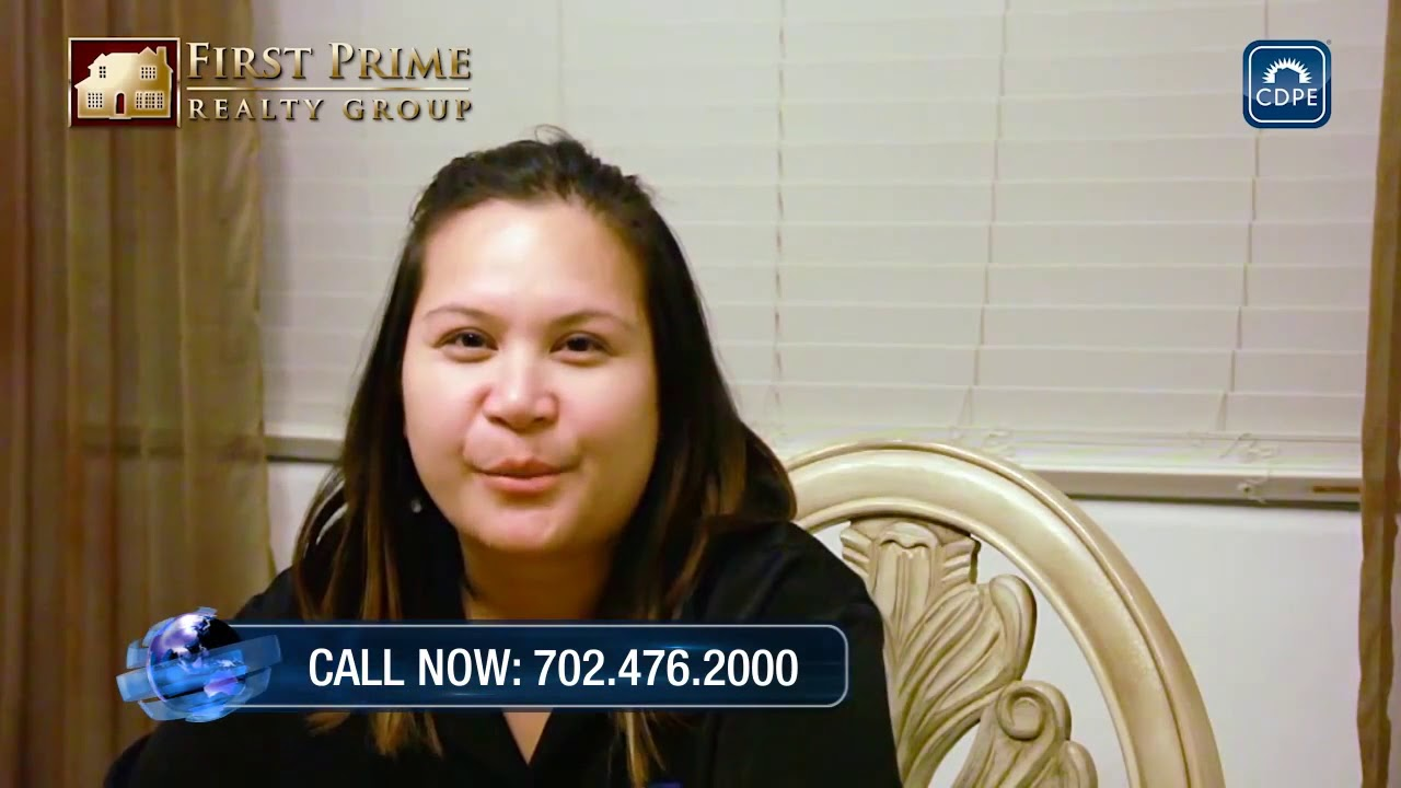 Lathe Lavada and First Prime Time Realty -- Testimonial Jennifer
