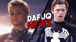 VENOM vs SPIDER-MAN potwierdzone?! Damskie Avengers i Catwoman w BATMANIE!
