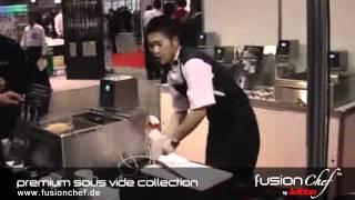 fusionchef by Julabo - HCJ 2011 Susumu Shimizu explains Sous Vide