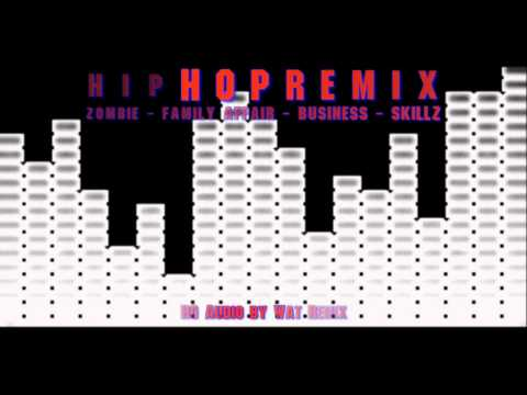 Zombie - Hiphop Remix (HQ Audio) by Wat Remix