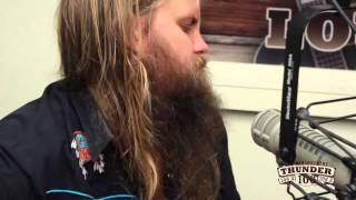 Chris Stapleton performs Come Back Song Live at Thunder 106