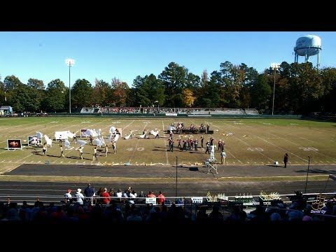 Southern Nash High School Marching Band 11/3/2018