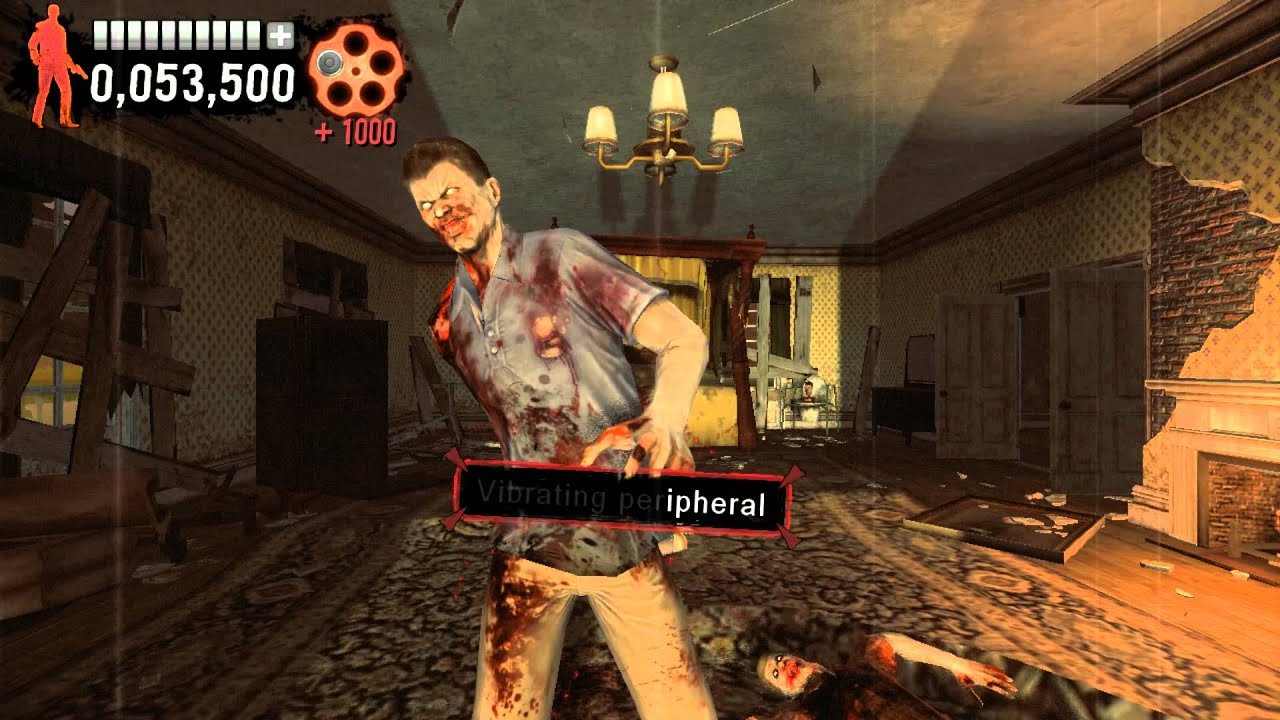 Play Typing Of The Dead Online