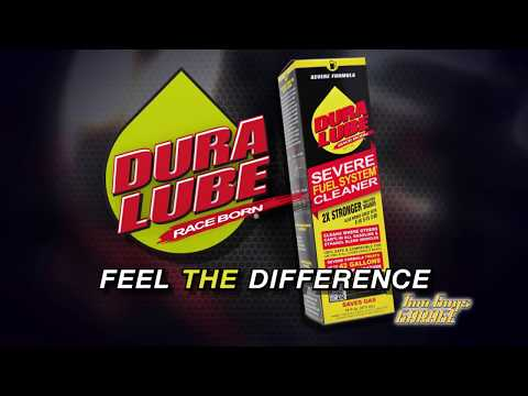 Duralube Severe Fuel System Cleaner- Tech Tip Two Guys Garage