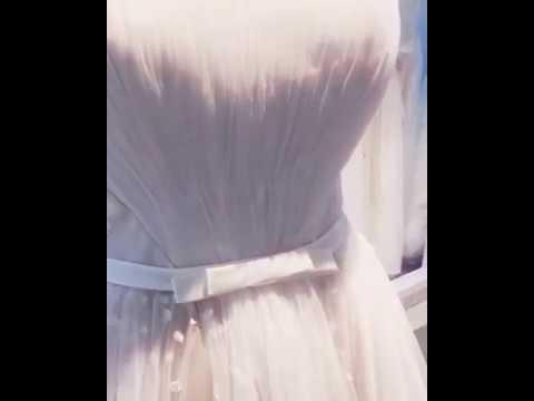 Brautmode Munchen White Silhouette Youtube