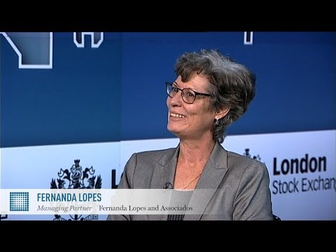 Fernanda Lopes on Mozambique | Fernanda Lopes and Associados | World Finance Videos