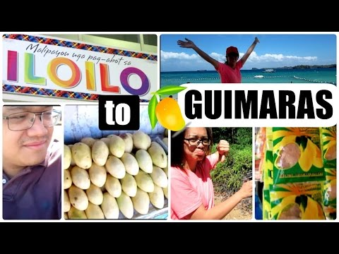 VLOG: ILOILO TO GUIMARAS | GUIMARAS ADVENTURES!!! PHILIPPINES