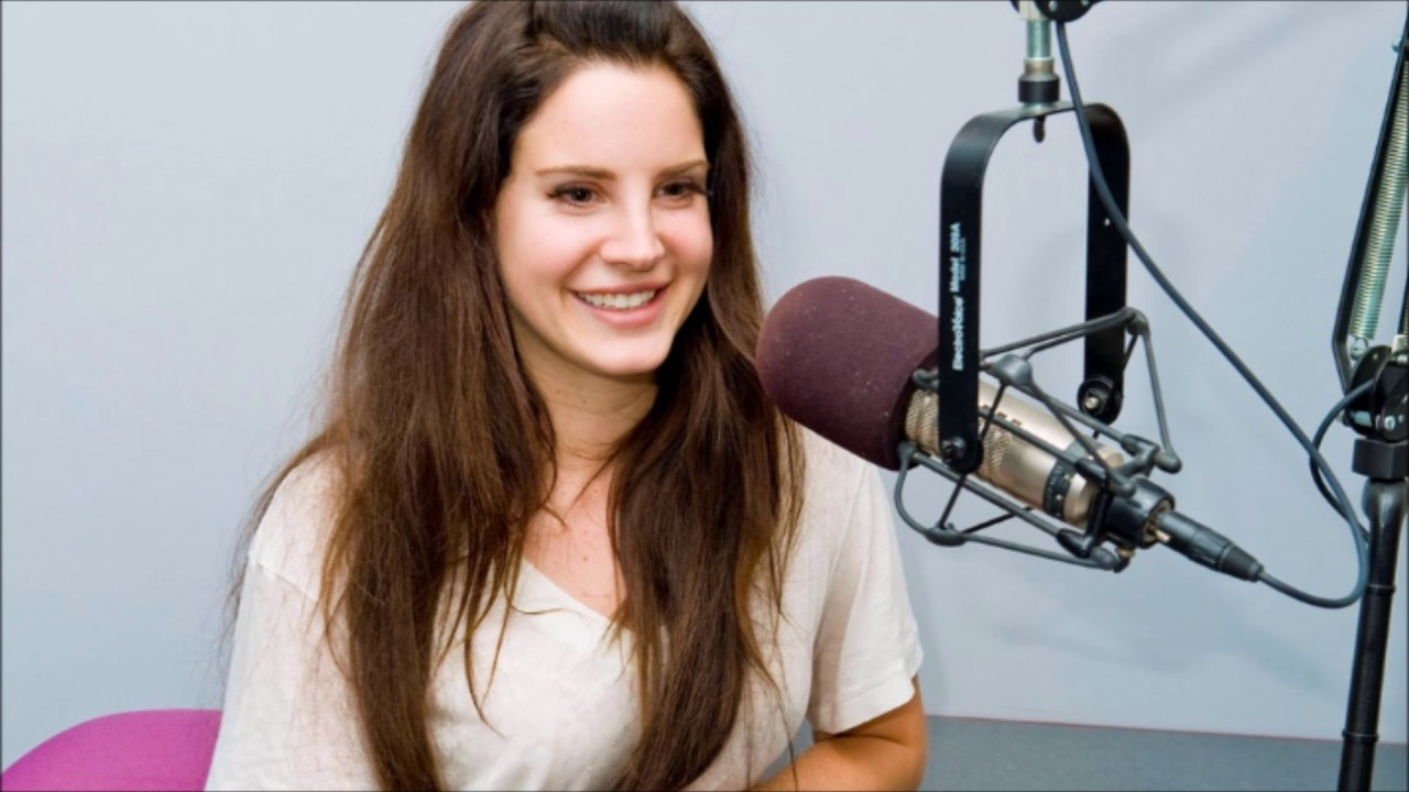 Lana Del Rey Talking About A Ap Rocky The Beats 1interview 12th Of July 2017 Audio Youtube