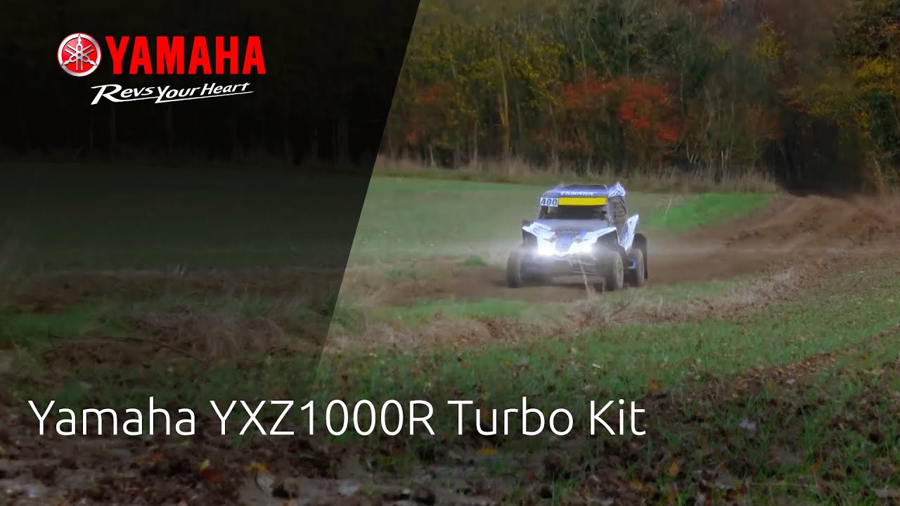 Yamaha yxz1000r turbo kit youtube for 2017 yamaha yxz1000r turbo