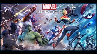 Marvel Heroes 2016 PC/PS4/XBOX PT-BR modo historia
