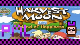 Harvest Moon: Island of Happiness Review