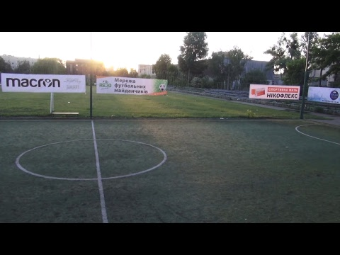 2-й тур Турнира  Street Football Challenge Kiev