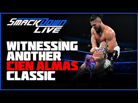 WWE Smackdown Live Jan. 15, 2019 Full Show Review & Results: NOW DO YOU ALL BELIEVE IN ANDRADE!?