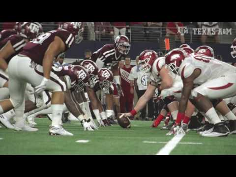 Texas A&M Football Vs Tennessee Promo