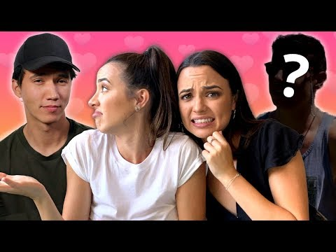 Twin Sister Double Date | Twin My Heart w/ The Merrell Twins + LazyRon Ep 3