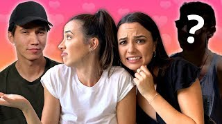 Twin Sister Double Date | Twin My Heart w/ The Merrell Twins + LazyRon Season 1 EP 3