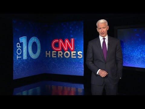 CNN Heroes: Top 10 revealed